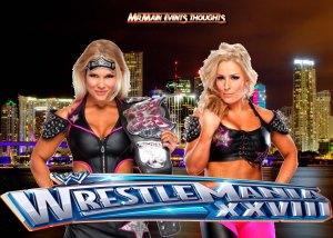 Beth Phoenix vs Natalya