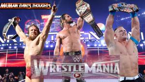 WrestleManiaPostShow