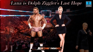Dolph Ziggler now with Lana