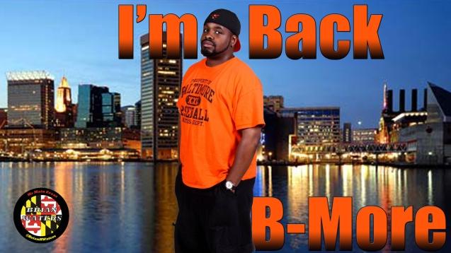 Baltimore Im Back