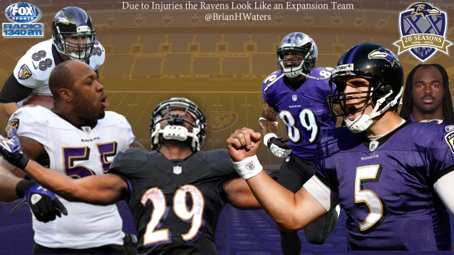 Ravens 20th Season Nightmare