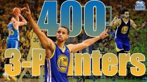 Steph Curry 400