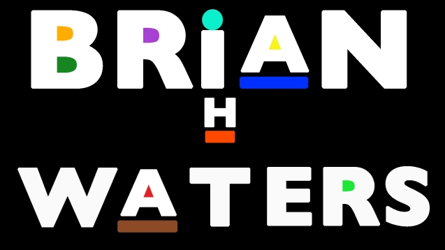 Brian H copy. Waters MARTINFONT