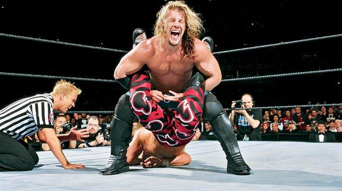 chris jericho hbk
